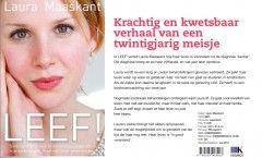 Wat een puurheid en schoonheid van Laura Maaskant - Aankondiging LEEF!