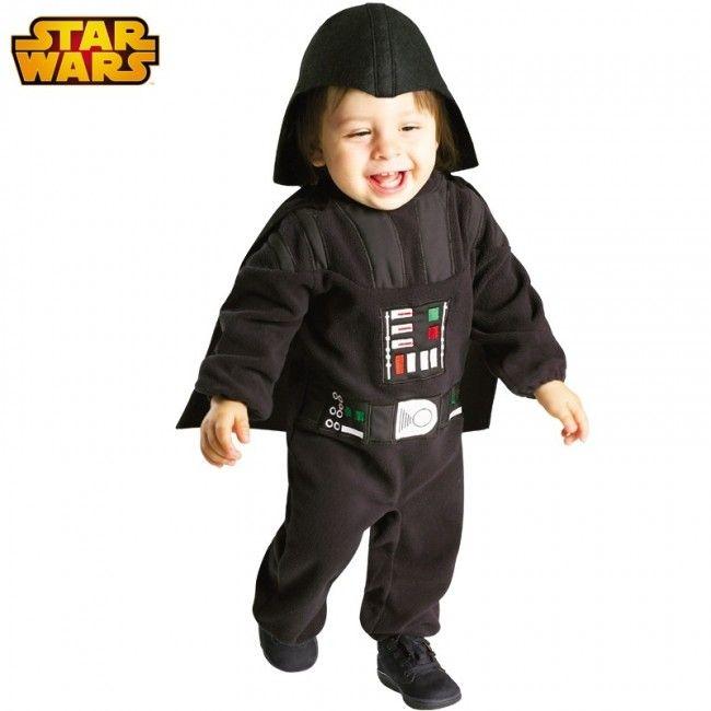 Disfraz Darth Vader para bebé #disfraces #carnaval #novedades2017