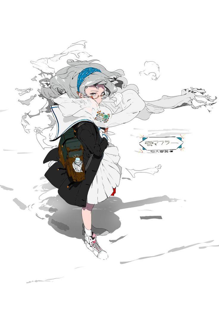 Art by 浮雲宇一 (ukumou
