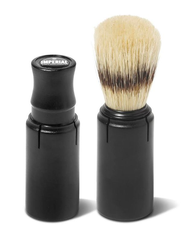 Imperial Barber Travel Shave Brush