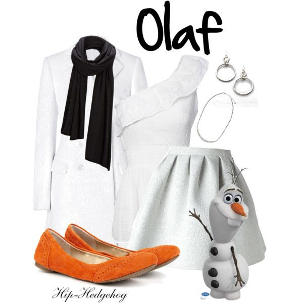 Disney Olaf frozen outfit