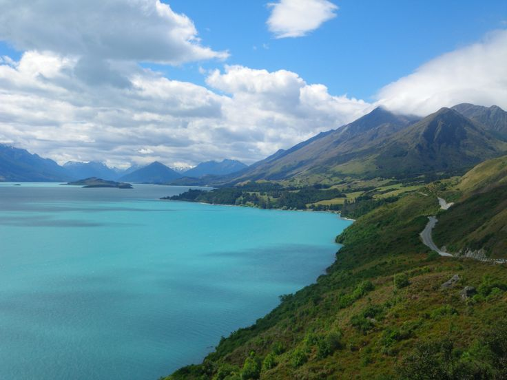 Queenstown to Glenorchy drive