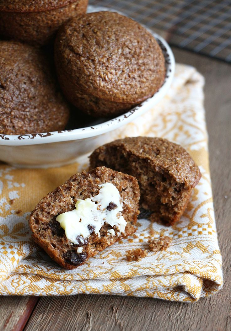 Classic Raisin Bran, is it the perfect breakfast muffin? Sometimes a classic recipe is still the best. This is one of my Mom's, and it's a keeper.