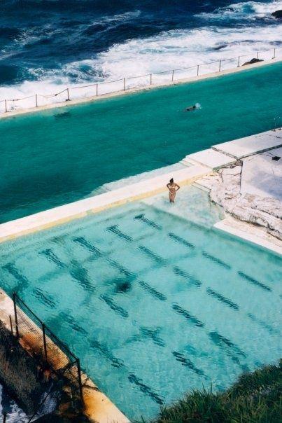 Sydney Rock Pools- Australia