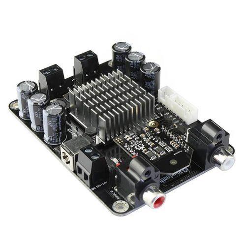 2 x 50W Class D Bluetooth Audio Amplifier Board - TSA3116 in