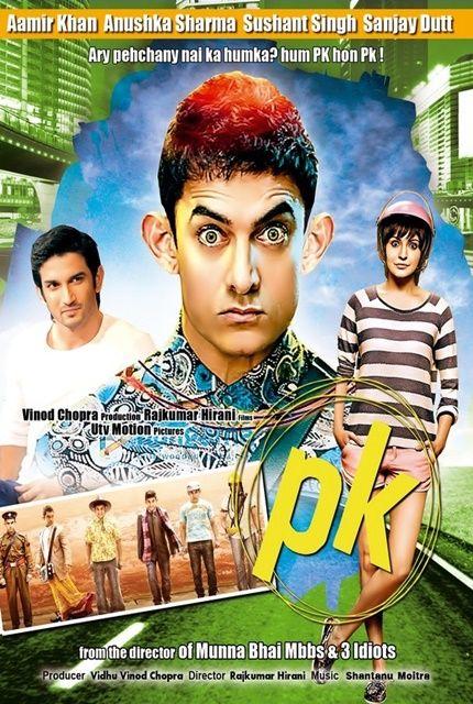 PK (2015) ผู้ชายปาฏิหาริย์ [HD][พากย์ไทย ภาพยนตร์, ดนตรี