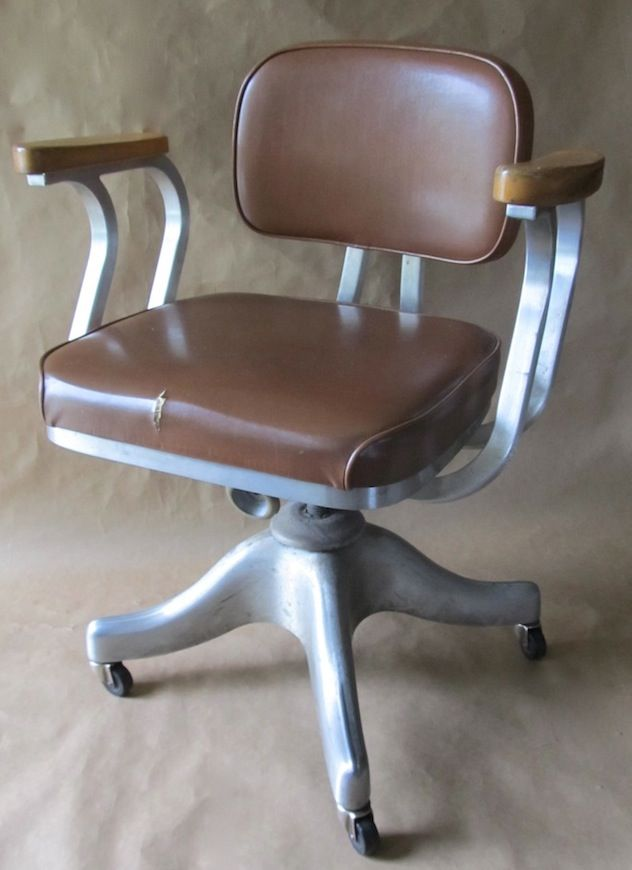 Love this mid century office chair for my sons desk Great description on how to