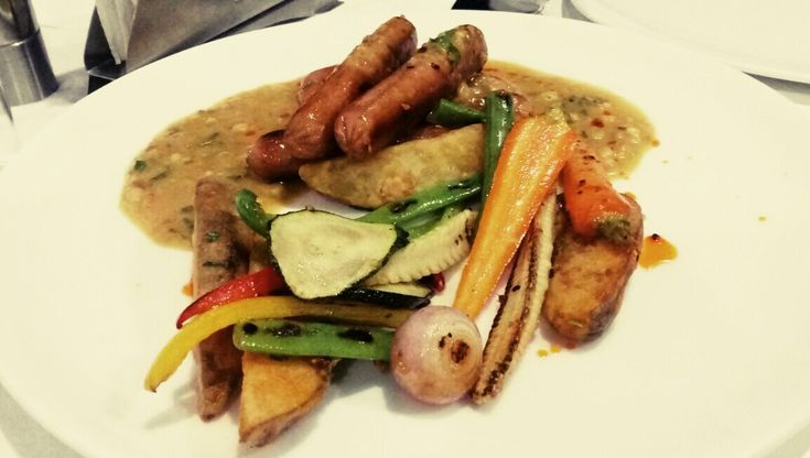 Sausages @ Ziya #GuwahatiFoodie