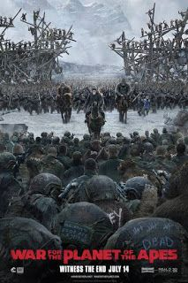 War for the Planet of the Apes - Latest Movie Reviews, Articles, Trailers