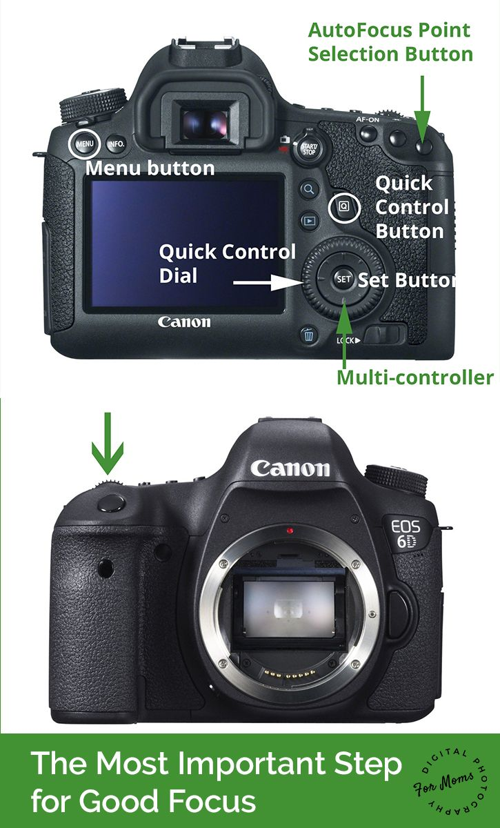 Manual focus point selection is the most important setting to enable if you want good focus. You won't get sharp photos without it.