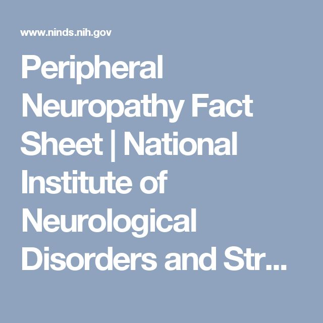 How To Cure Peripheral Neuropathy Naturally