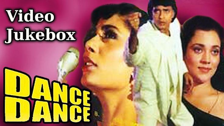 nice Dance Dance (HD) - All Songs - Mithun Chakraborty - Smita Patil - Alisha Chinai - Bappi Lahiri
