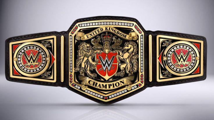 WWE to Crown Inaugural United Kingdom Champion
