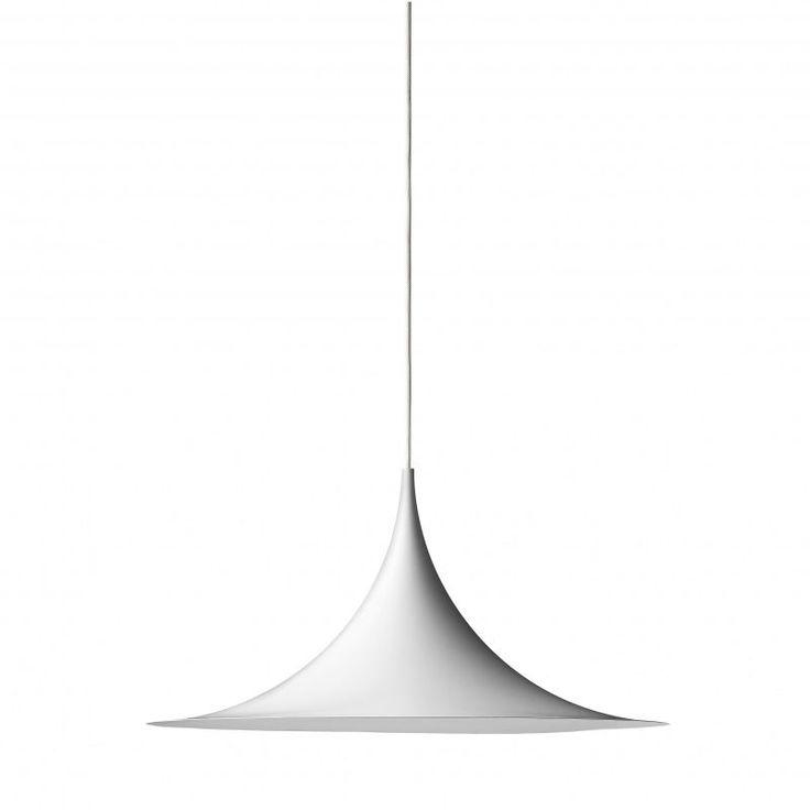 Pendant lamp Semi 47 by Bonderup & Thorup (1968) for Gubi 389€