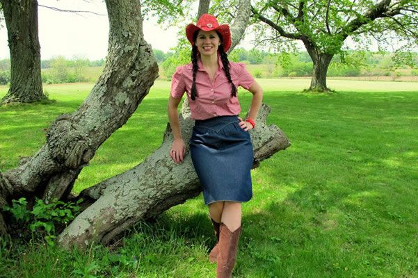 Perfect Stylish Western Wear Dresses To Wear With Cowboy Boots