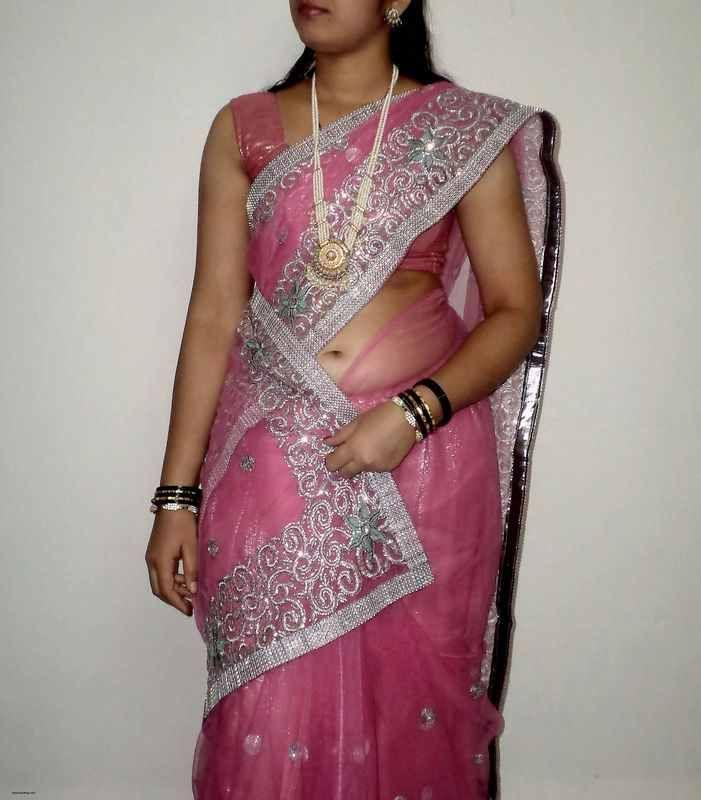 sexy indian sari naked women
