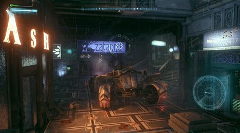 Easter Eggs and References - Batman Arkham Knight Wiki Guide - IGN