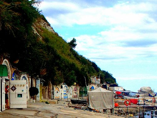 Passetto Caves of Ancona