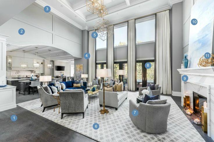 Scott McGillivray Great Room - Get the Look