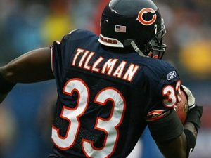 ... Charles Tillman was one of the Chicago Bears most popular players. 228f24f82