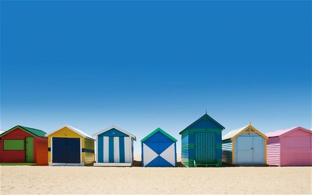 Brighton Beach | Top 10 free things to do in Melbourne