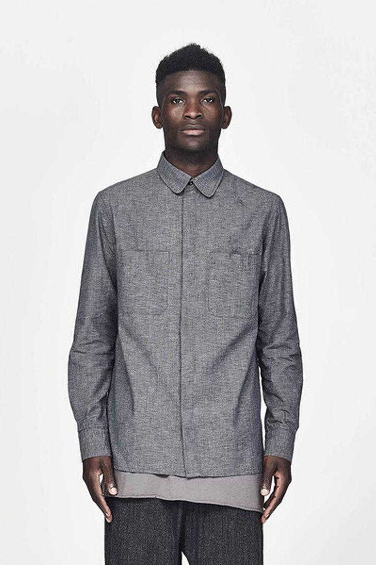 commoners - Chambrey Shirt