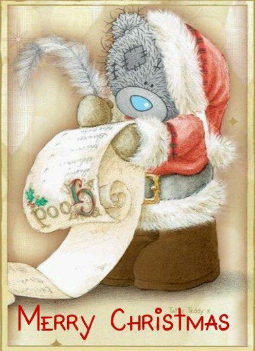 Christmas list: