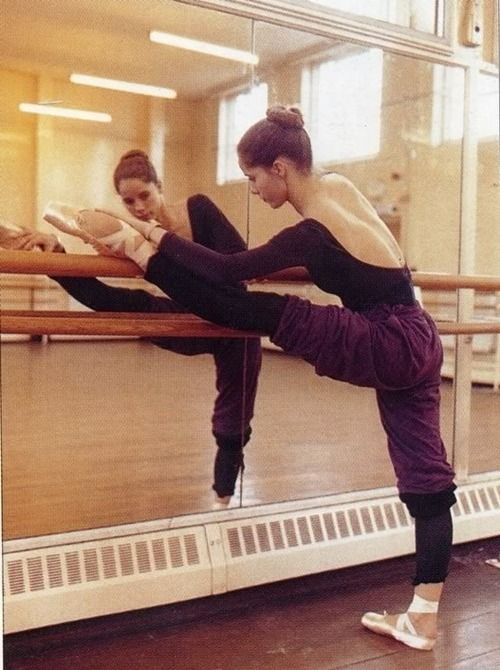 Darcey Bussell. Ballet & Contemporary Dance Through Music JUST LOVE BALLET REHEARSAL CLOTHING. CAN'T BEAT THE FREEDOM OF A SCOOP WHEN YOU'RE STRETCHING OUT THE MUSCLES.