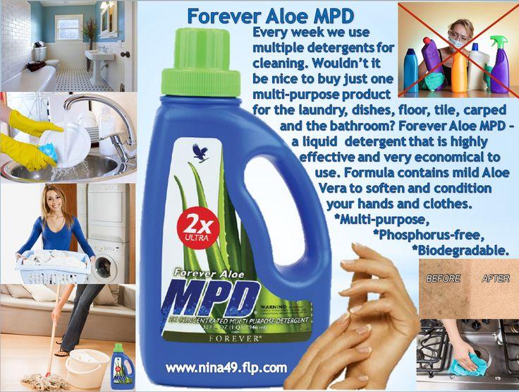 Forever Aloe MPD  Order at www.nina49.flp.com