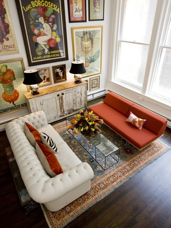Eclectic Home Liry Design Id E A on