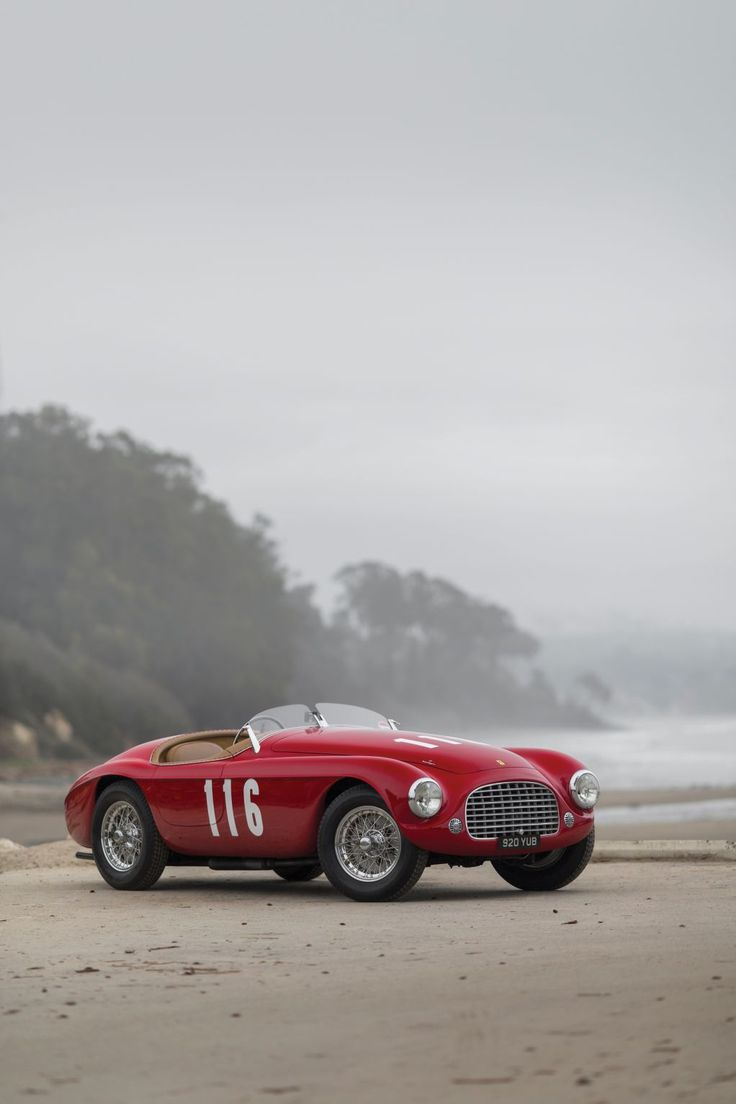 You could buy 500 brand new toyotas or this 1950 ferrari 166 mm barchetta