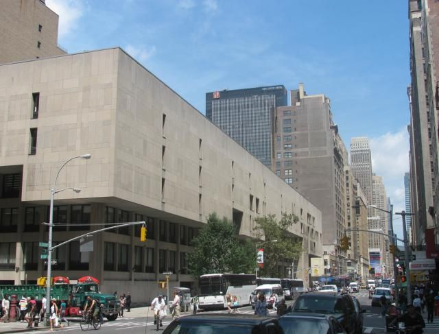 Fashion Institute of Technology in Manhattan
