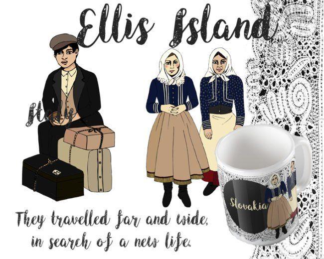 Ellis Island Natalie Gray Design