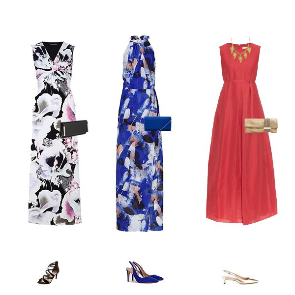 What to wear , summer evening events