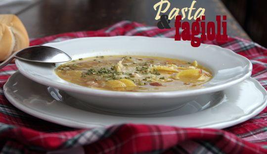 Il Cadore nel piatto: La pasta e fagioli della nonna, ricetta su http://cuochesidiventa.com/2013/06/09/il-cadore-nel-piatto-la-pasta-e-fagioli-della-nonna/