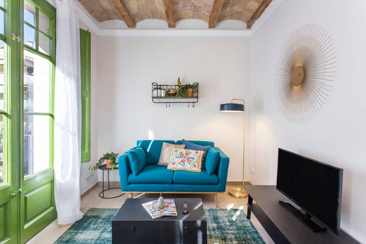 Elegant, Bright And Newly Redesigned 2 Bedroom Apartment, With Easy Access  To Barcelona City Part 85