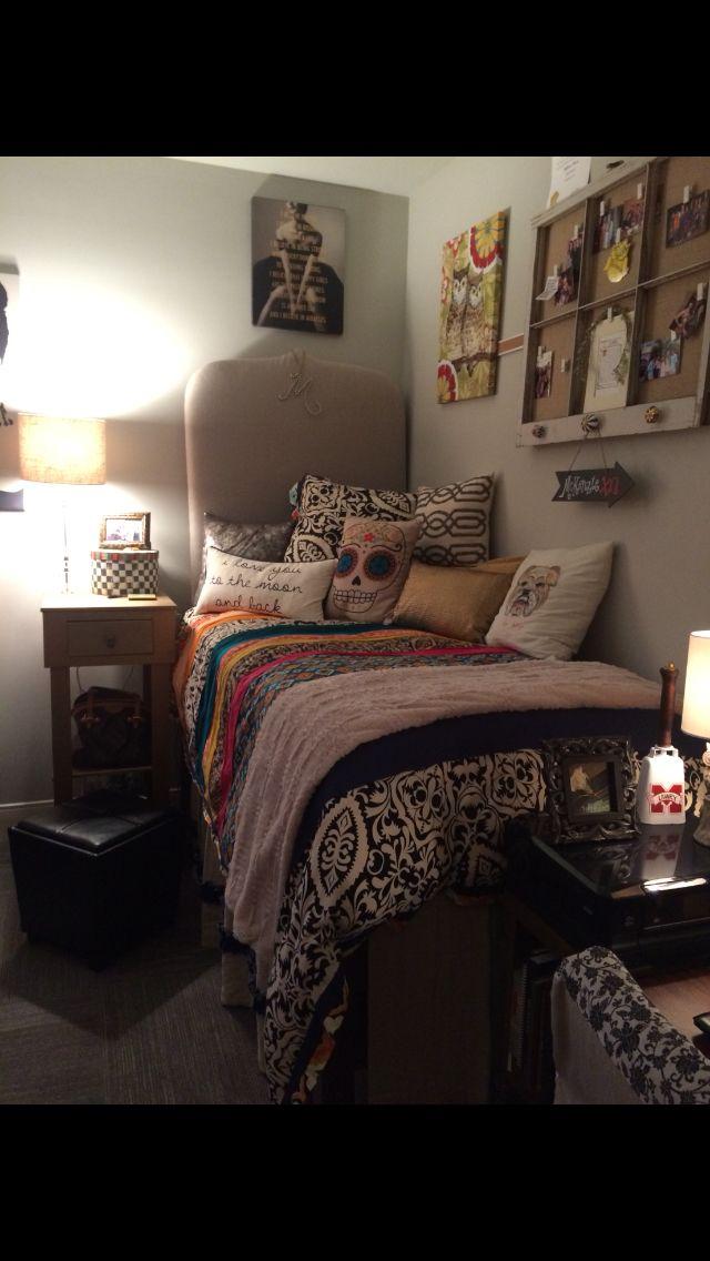 Mississippi State Dorm Room Oak Hall Part 78
