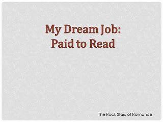 Mi trabajo ideal: que me paguen por leer.