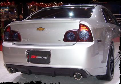 2008 RkSport Edition Chevy Malibu LTZ**Perfect for the wife and kids** - Camaro5 Chevy Camaro Forum / Camaro ZL1, SS and V6 Forums - Camaro5.com