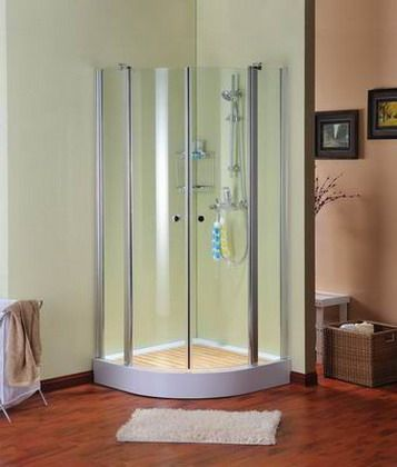 The 25 Best Small Shower Stalls Ideas On Pinterest Glass Shower Small Bathroom Showers And