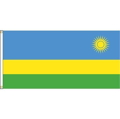 Rwanda #Flag