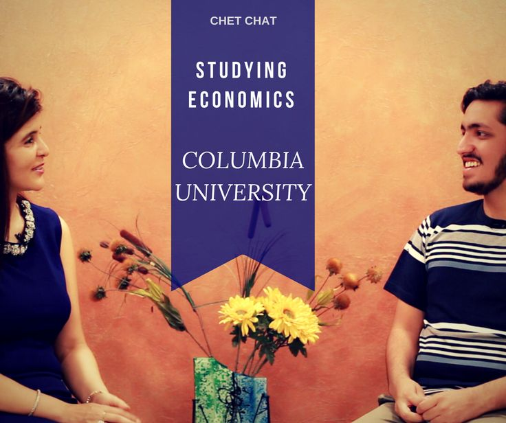 Watch Junior at Columbia University in the City of New York talks of the SIX different Economics Majors, advice for Admissions, a career in development, his work at a consulting firm and an NGO, the New York Experience, the Columbia stereotype and much more