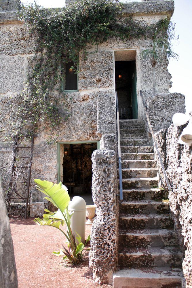 The Mystery of Coral Castle....Edward Leedskalnin