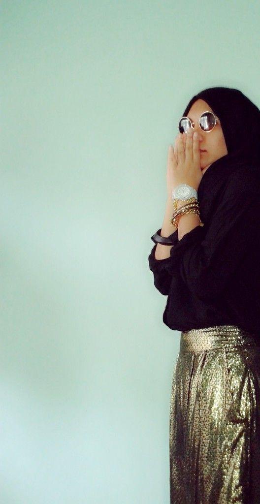 shiny hijabi