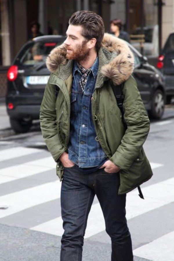 Winter Outfit Ideen für Männer (5)