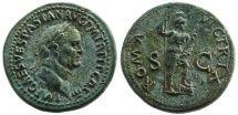 Vespasian (69-79), Sestertius, Rome, AD 71