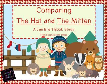 to accompany the books The Hat and The Mitten, both by Jan Brett ...