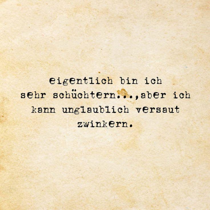Versaut · Flirt SprücheKleine ...
