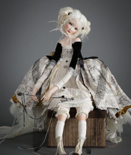 София. Авторская кукла Алисы Филипповой