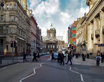 How Castle Street looks today!